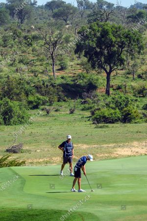 Editorial photo of Golf Alfred Dunhill Championship, Nelspruit, South Africa - 29 Nov 2019