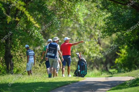 Editorial picture of Golf Alfred Dunhill Championship, Nelspruit, South Africa - 29 Nov 2019