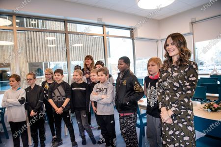 Editorial photo of Inauguration of new school, Alvdalen, Sweden - 29 Nov 2019