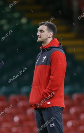 Editorial picture of Wales Captains Run, Principality Stadium - 29 Nov 2019