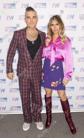 Robbie Williams, Ayda Williams