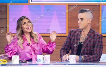 Ayda Williams, Robbie Williams