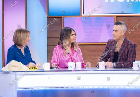 Editorial photo of 'Loose Women' TV show, London, UK - 29 Nov 2019