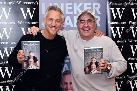 Gary Lineker and Danny Baker