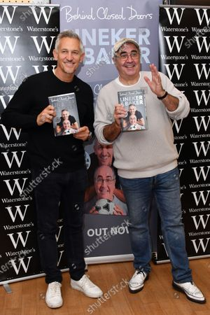 Editorial picture of 'Behind Closed Doors' book signing, Waterstones Leadenhall Market, London, UK - 29 Nov 2019