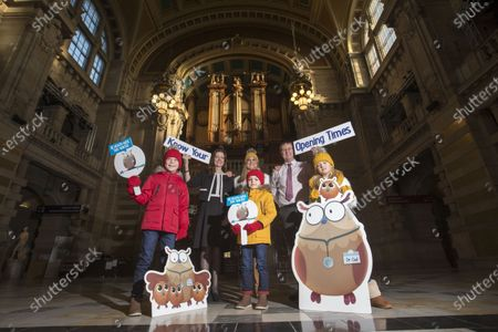 Editorial picture of Scotland's Chief Pharmaceutical Officer launches national winter health campaign,  Kelvingrove Museum, Glasgow, Scotland, UK - 29 Nov 2019