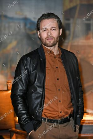 Editorial picture of 'Medici' TV Show photocall, Rome, Italy - 29 Nov 2019