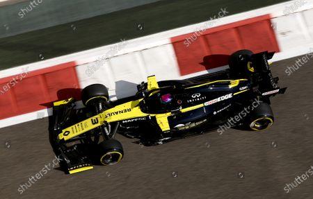 Motorsports: FIA Formula One World Championship 2019, Grand Prix of Abu Dhabi,  #3 Daniel Ricciardo (AUS, Renault F1 Team),