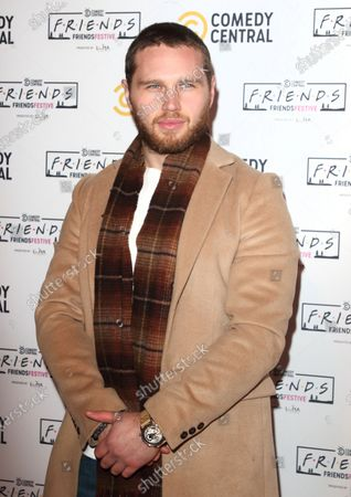 Stock Picture of Danny Walters