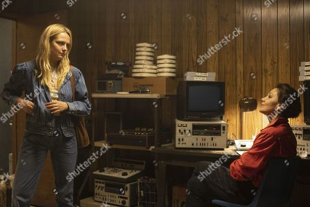 Stock Photo of Emily Meade as Lori Madison and Maggie Gyllenhaal as Eileen 'Candy' Merrell
