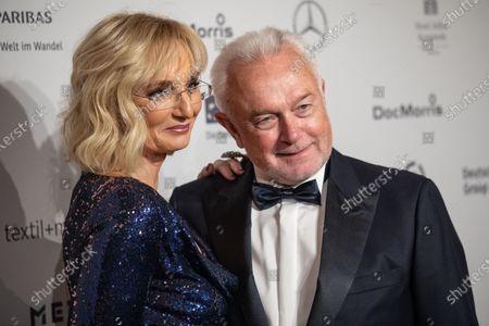 Editorial picture of German Press Ball 2019, Berlin, Germany - 29 Nov 2019