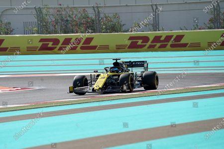 Daniel Ricciardo (AUS#3), Renault F1 Team