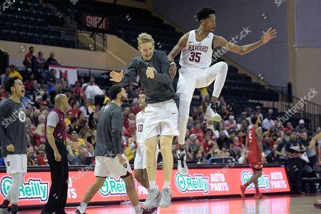 Editorial picture of Maryland Harvard Basketball, Lake Buena Vista, USA - 29 Nov 2019