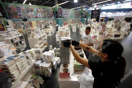Editorial picture of International Book Fair in Guadalajara, Mexico - 29 Nov 2019