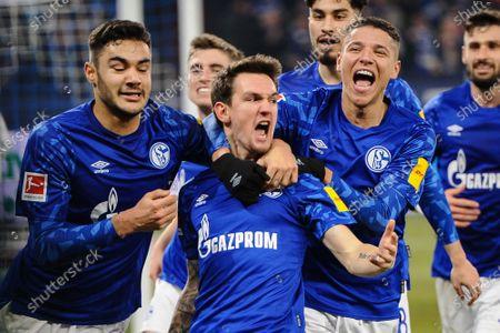 Editorial image of Football: Germany, 1. Bundesliga, Gelsenkirchen - 29 Nov 2019
