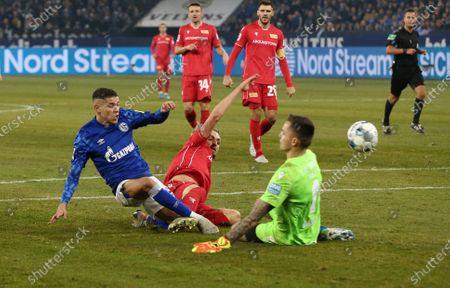 Editorial picture of Football: Germany, 1. Bundesliga, Gelsenkirchen - 29 Nov 2019