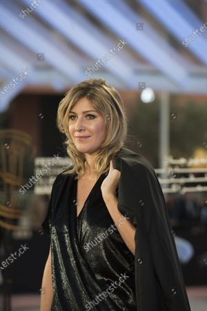 Amanda Sthers attends the opening ceremony during the 18th Marrakech International Film Festival  in Marrakech, Morocco, 29 November 2019.