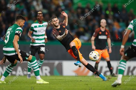 Editorial image of Sporting v PSV Eindhoven, UEFA Europa League, Group D, Football, Estadio Jose Alvalade, Lisbon, Portugal - 28 Nov 2019