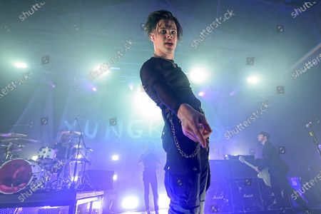 Editorial picture of Yungblud in Concert at Barrowland Ballroom, Glasgow, Scotland, UK - 25 Nov 2019