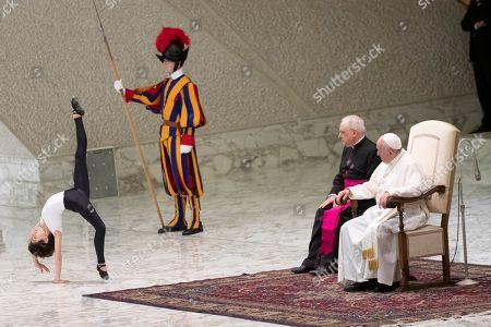 Editorial picture of Vatican Pope, Vatican City, Vatican City - 30 Nov 2019