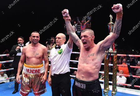 Editorial photo of Boxing: Mundine vs Parr, Brisbane, Australia - 30 Nov 2019