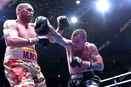 Editorial picture of Boxing: Mundine vs Parr, Brisbane, Australia - 30 Nov 2019