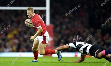 Editorial picture of Wales v Barbarians - International Rugby - 30 Nov 2019