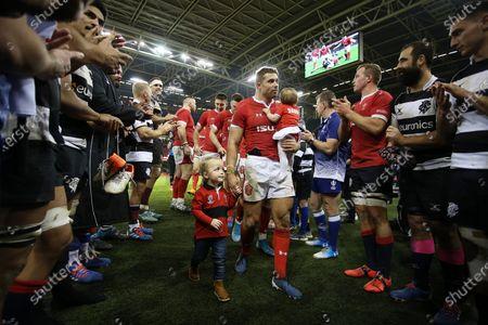 Editorial photo of Wales v Barbarians - 30 Nov 2019
