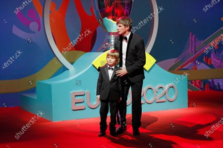 Editorial picture of UEFA EURO 2020 final draw, Bucharest, Romania - 30 Nov 2019