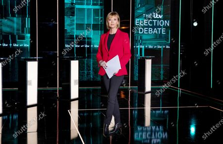 Stock Picture of Julie Etchingham