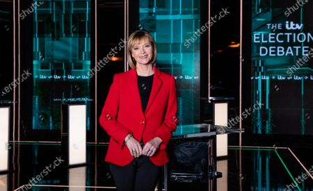 Stock Photo of Julie Etchingham