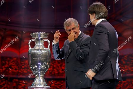 Editorial photo of Euro 2020 Soccer Draw, Bucharest, Romania - 30 Nov 2019