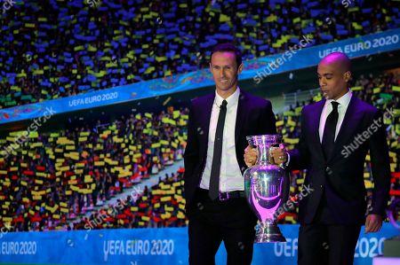 Editorial photo of Euro 2020 Soccer Draw, Bucharest, Romania - 30 Nov 2019