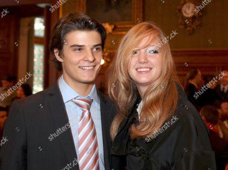 Eleonore Habsburg Lothringen and boyfriend