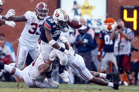 Editorial picture of Alabama Football, Auburn, USA - 30 Nov 2019