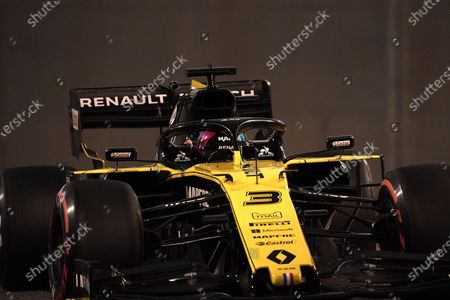 Stock Picture of Daniel Ricciardo (AUS#3), Renault F1 Team