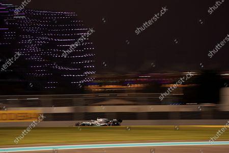 Valtteri Bottas (FIN#77), Mercedes-AMG Petronas Motorsport