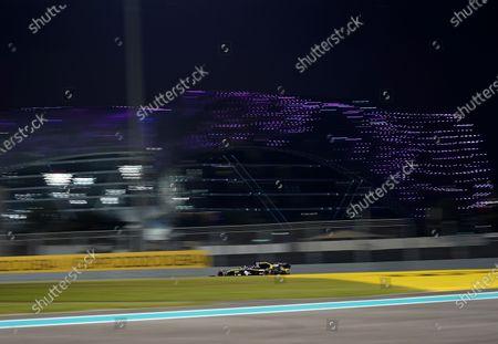 Editorial image of Formula 1 Grand Prix, Yas Marina Circuit, Abu Dhabi, United Arab Emirates - 30 Nov 2019
