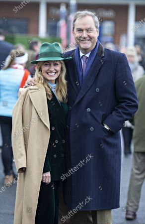 Clodagh McKenna and Harry Herbert