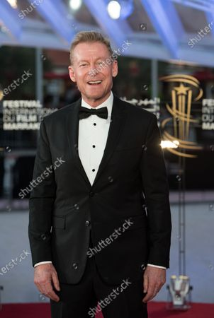 Richard Roxburgh attends 'Noura's Dream' premiere during the 18th annual Marrakech International Film Festival, in Marrakech, Morocco, 30 November 2019. The film festival runs from 29 November to 07 December 2019.