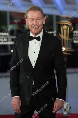Stock Picture of Richard Roxburgh attends 'Noura's Dream' premiere during the 18th annual Marrakech International Film Festival, in Marrakech, Morocco, 30 November 2019. The film festival runs from 29 November to 07 December 2019.