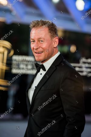 Stock Image of Richard Roxburgh attends 'Noura's Dream' premiere during the 18th annual Marrakech International Film Festival, in Marrakech, Morocco, 30 November 2019. The film festival runs from 29 November to 07 December 2019.
