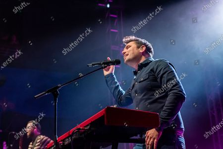 Stock Photo of Scouting For Girls - Greg Churchouse and Roy Stride
