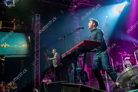 Stock Image of Scouting For Girls - Greg Churchouse and Roy Stride