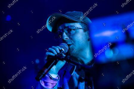 Stock Photo of Hot Chip - Alexis Taylor