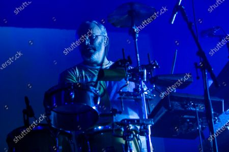 Editorial picture of Hot Chip in concert at Alcatraz, Milan, Italy - 30 Nov 2019