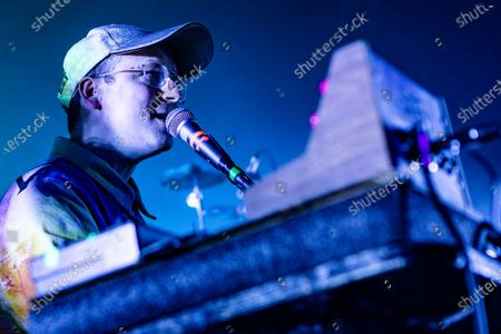 Hot Chip - Alexis Taylor