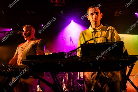 Hot Chip - Rob Smoughton and Owen Clarke