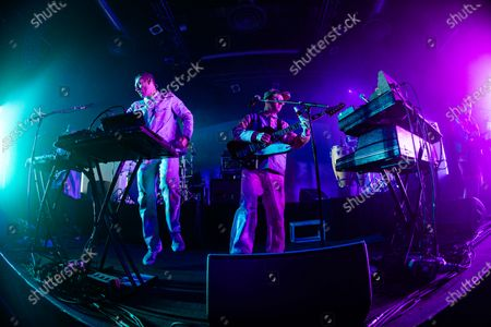 Hot Chip - Owen Clarke and Alexis Taylor