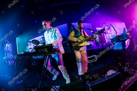 Stock Image of Hot Chip - Owen Clarke and Alexis Taylor